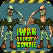iWar Thirsty Zombie